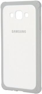 Чехол Samsung Protective Cover A700 EF-PA700BSEGRU для Galaxy A7, Белый/Серый