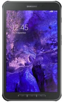 Планшет Samsung Galaxy TAB Active 8.0(1280x800) Cam (3.1/1.2) APQ8026 1200МГц(4) (1,5/16)Гб microSD 64Гб A4.4 GPS 4450мАч Серый SM-T360NNGASER