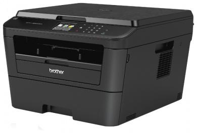 МФУ лазерное монохромное Brother DCP-L2560DWR, A4, 30стр/мин, 64Мб, USB, LAN, WiFi, Черный DCPL2560DWR1