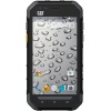 Смартфон Cat S30 4,5(854x480) LTE Cam(5/2) MSM8909 1100МГц(4) (1/8)Гб microSD до 64Гб A5.1 GPS 3000мАч Черный CAT S30