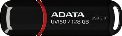 Флешка ADATA 128Gb UV150, USB 3.0 Черный AUV150-128G-RBK