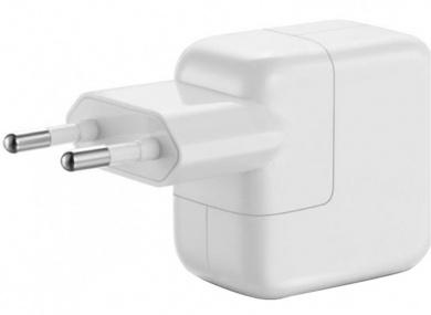 Зарядное устройство Apple 12W USB Power Adapter для iPad/iPhone , Белый MD836ZM/A