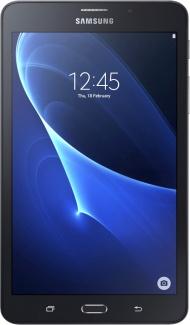 Планшет Samsung Galaxy TAB A 7,0(1280x800) LTE Cam(5/2) MSM8916 1300МГц(4) (1.5/8Гб) microSD до 128Гб A5.1 GPS 4000мАч Серебристый SM-T285NZSASER
