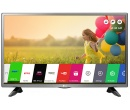 Телевизор LG 32 32LH570U, LED, HD, Smart TV, PMI 450  Серый