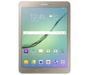 Планшет Samsung Galaxy TAB S2 9.7(2048x1536) LTE Cam(8/2.1) Exynos 5433 1.9ГГц(8) (3/32)Гб microSD до 128Гб A6.0 GPS 5870мАч Золотистый SM-T819NZDESER