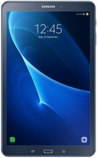 Планшет Samsung Galaxy TAB A 10.1(1920x1200)LTE Cam(8/2) Exynos 7870 1600МГц(8) (2/16Гб) microSD до 200Гб A6.0 GPS 7300мАч Синий SM-T585NZBASER