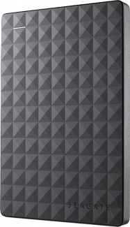 """Внешний жесткий диск Seagate 1Tb Expansion Portable STEA1000400 2.5"""" USB 3.0 Черный"""