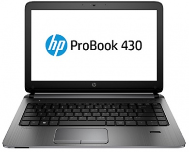 HP ProBook 430 i7-6500U 8Gb 500Gb Intel HD Graphics 520 13,3 HD BT Cam 2550мАч Win7Pro + Win10Pro Черный 430 G3 W4N77EA