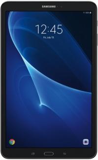 Планшет Samsung Galaxy TAB A 10.1(1920x1200) Cam(8/2) Exynos 7870 1600МГц(8) (2/16Гб) microSD до 200Гб A6.0 GPS 7300мАч Черный SM-T580NZKASER