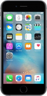 Смартфон Apple iPhone 6s 32Gb Space Gray Серый космос MN0W2RU/A