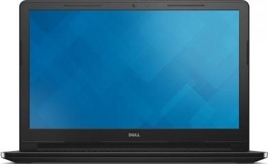 Dell Inspiron 3552 PQC N3710 4Gb 500Gb Intel HD Graphics 405 15.6 HD DVD(DL) BT Cam 2750мАч Linux Черный 3552-0569