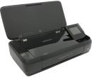 МФУ струйный цветной HP Officejet 252 Mobile Printer, A4, 10/7 стр./мин, 256Мб, USB, BT, WiFi Черный N4L16C