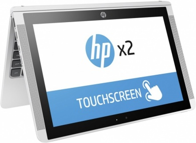 Планшет HP x2 Z8350 2Gb SSD 32Gb Intel HD Graphics 400 10,1 HD TouchScreen(Mlt) IPS BT Cam 3900мАч Win10 Белый 10-p002ur Y5V04EA