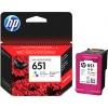 Картридж струйный HP 651 C2P11AE для HP DJ IA Трёхцветный C2P11AE