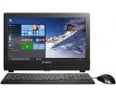 AIO Lenovo S200z PQC J3710 4Gb 500Gb Intel HD Graphics 405 19.5 HD+ BT Cam Win10 Черный 10HA001ERU