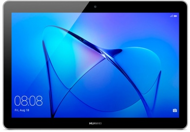 Планшет Huawei MediaPad T3 10 9.6(1280x800)IPS LTE Cam(5/2) MSM8917 1.4ГГц(4) (2/16)Гб microSDдо128Гб A7.0 4800мАч Серый AGS-L09 GREY, 6901443173693