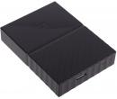 """Внешний жесткий диск Western Digital 4Tb WDBUAX0040BBK-EEUE My Passport 2.5"""" USB 3.0, Черный"""