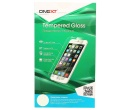 Защитное стекло ONEXT для смартфона Samsung Galaxy S8, 3D, Белый 41261