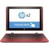 Планшет HP x2 10-p004ur Z8350 4Gb 64Gb Intel HD Graphics 400 10,1 WXGA Touchscreen(MLT) BT Cam Win10 Красный Y5V06EA + Keyboard