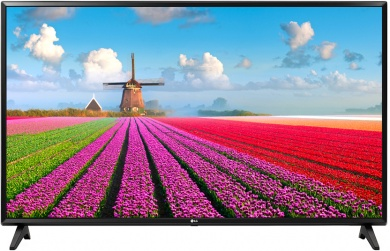 Телевизор LG 49 49LJ594V LED, Full HD, Smart TV (webOS 3.5), PMI 1000, Черный