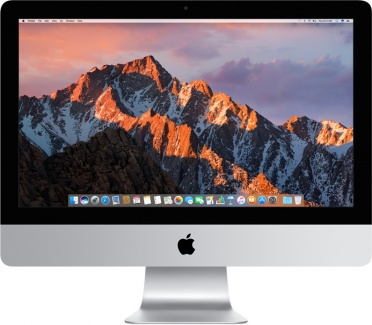 Apple iMac 2017 MMQA2RU/A  i5-7360U 8Gb 1Tb Intel Iris Plus Graphics 640 21,5 FHD IPS BT Cam Mac OS X 10.12 (Sierra) Серебристый