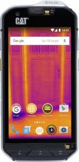 Смартфон Cat S60 DS 4,7(1280x720)LTE Cam(13/5) MSM8952 1,5ГГц(8) (3/32)Гб microSD до 128Гб A6.0 GPS 3800мАч Черный CAT S60 BLACK