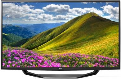 Телевизор LG 43 43LJ515V LED, Full HD, Черный
