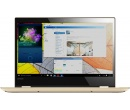 Lenovo Yoga 520-14 i5-7200U 8Gb 1Tb + SSD 128Gb nV GT940MX 2Gb 14 FHD TouchScreen(Mlt) IPS BT Cam 4050мАч Win10 Золотистый 80X8001WRK