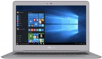 ASUS Zenbook UX330UA i7-7500U 16Gb SSD 512Gb Intel HD Graphics 620 13,3 QHD+ IPS BT Cam 3830мАч Win10 Серый UX330UA-FB211T 90NB0CW1-M07220