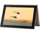 Планшет Lenovo Yoga Book YB1-X90F 10,1(1920x1200)IPS Cam(8/2) Z8550 1440МГц(4) (4/64)Гб microSD до 128Гб A6.0 8500мАч Золотистый (Шампань) ZA0V0085RU