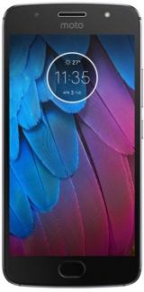Смартфон Motorola Moto G5S XT1794 DS 5,2(1920x1080)IPS LTE Cam(16/5) MSM8937 1.4ГГц(8) (3/32)Гб microSD 128Гб A7.0 3000мАч Серый PA7W0006RU