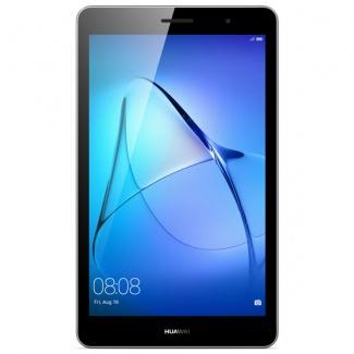 Планшет Huawei MediaPad T3 8 8.0(1280x800)IPS LTE Cam(5.0/2.0) MSM8917 1.4ГГц(4) (2/16)Гб microSD до 128Гб A7.0 4800мАч Серый KOB-L09 GREY, 53018493