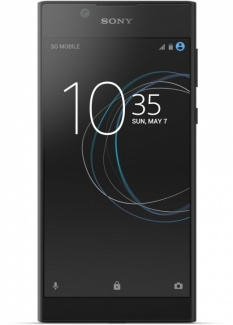 Смартфон Sony Xperia L1 Dual 5,5(1280x720)IPS LTE Cam(13/5) MT6737T 1.45ГГц(4) (2/16)Гб microSD до 256Гб A7.0 2620мАч Черный G3312 Black 1308-0785