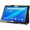 Чехол-подставка IT Baggage для планшета Lenovo Tab 4 10, TB-X304L, TB-X304F, Искусственная кожа, Черный ITLNT410-1