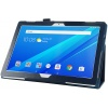 Чехол-подставка IT Baggage для планшета Lenovo Tab 4 10, TB-X304L, Искусственная кожа, Синий ITLNT410-4