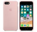 Чехол-накладка Apple Silicone Case Pink Sand для iPhone 8 / 7 MQGQ2ZM/A Силикон, Бледно-розовый