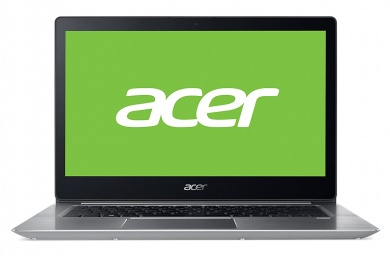 Acer Swift SF314-52 i7-7500U 8Gb SSD 256Gb Intel HD Graphics 620 14 FHD IPS BT Cam 3220мАч Win10 Серебристый SF314-52-72N9 NX.GNUER.012