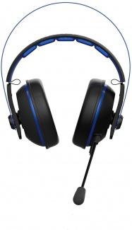 Гарнитура ASUS Cerberus V2, Синий/Черный 90YH016B-B1UA00