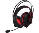 Гарнитура ASUS Cerberus V2, Черный/Красный 90YH015R-B1UA00