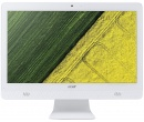 AIO Acer Aspire C20-720 PQC J3710 4Gb 1Tb Intel HD Graphics 405 19,5 HD+ DVD(DL) BT Cam Free DOS Белый DQ.B6ZER.006