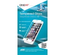Защитное стекло ONEXT для смартфона Xiaomi Redmi 4X, c рамкой, Черный 41414