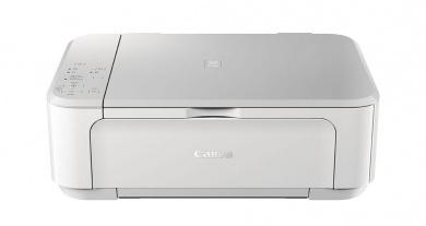 МФУ струйное цветное Canon Pixma MG3640 A4 9.9/5.7 стр/мин USB Wi-Fi Белый 0515C027