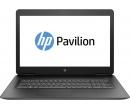 HP Pavilion 17 i5-7300HQ 6Gb 1Tb nV GTX1050Ti 4Gb 17,3 FHD IPS DVD(DL) BT Cam 2800мАч Win10 Черный 17-ab314ur 2PQ50EA
