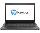 HP Pavilion 17 i5-7300HQ 6Gb 1Tb + SSD 128Gb nV GTX1050Ti 4Gb 17,3 FHD IPS DVD(DL) BT Cam 2800мАч Win10 Черный 17-ab315ur 2PQ51EA