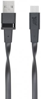 Кабель RivaCase RivaPower 6002 BK12, USB/USB Type-C, 1,2м, Черный