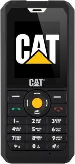 Мобильный телефон CAT B30 DS 2,0(176x144)TFT Cam(2.0) BT microSD до 16Гб 1000мАч Черный CAT B30