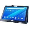 Чехол-подставка IT Baggage для планшета Lenovo Tab 3 10 / Tab 4 10, TB-X103F, Искусственная кожа, Синий ITLNT4130-4
