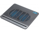 """Подставка для ноутбука 15,6"""" RivaCase 5555, 2xUSB 2.0, 2xВентилятор 118мм, Серебристый RIVACASE 5555"""