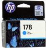 Картридж HP 178 для PhotoSmart 5510 5515 5383 5583 6510 7510 Голубой CB318HE