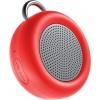 Портативная колонка Deppa Speaker Active Solo , Bluetooth, 5Вт, 500 мАч, Красный 42002